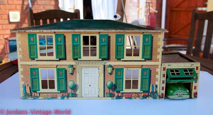 17 Best Images About Antique Amp Vintage Dolls Houses
