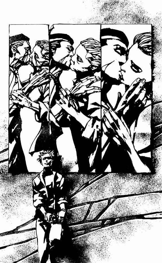 SUPERMAN: METROPOLIS #2//Danijel Zezelj/X - Y - Z/ Comic Art Community GALLERY OF COMIC ART