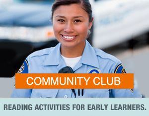 Meet a Police Officer: A Community Club Activity | Scholastic.com- use this during our community helpers week.