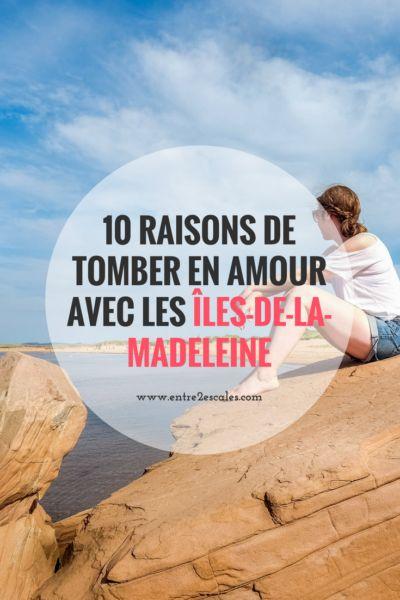 QUÉBEC |10 raisons de tomber en amour avec les Îles de la Madeleine ~ ENTRE 2 ESCALES
