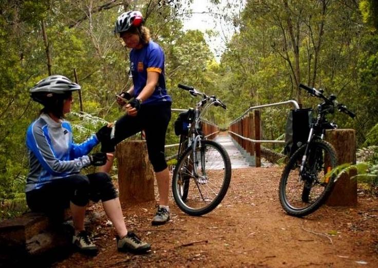 Munda Biddi Trail, Western Australia