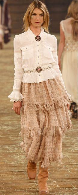 Chanel, pre-fall 2014 ~ CE♥