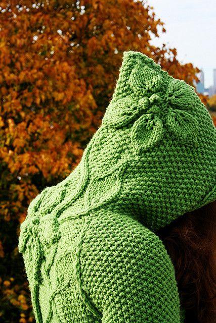 Pattern: Sylvi by Mari Muinonen for Twist Collective  Yarn: Briggs & Little Atlantic, Fern
