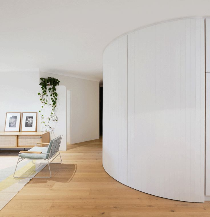 17 meilleures id es propos de murs incurv s sur for Decoration cacher une porte