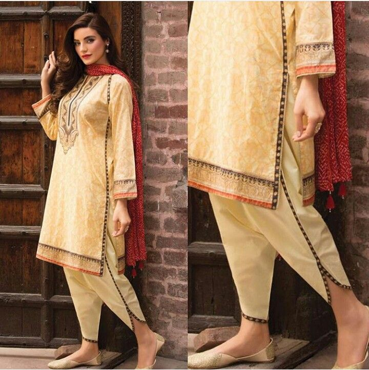 The 25+ Best Simple Pakistani Dresses Ideas On Pinterest