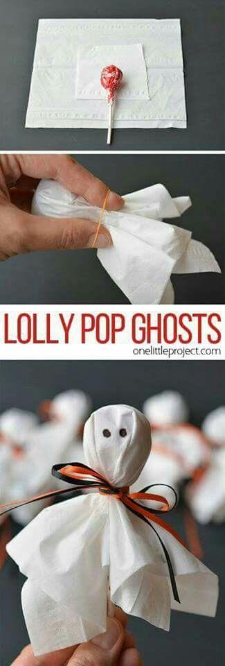 Fantasmitas halloween