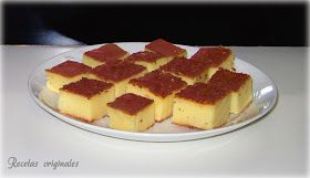 Recetas Originales: Pastelitos de yogur griego y queso mascarpone
