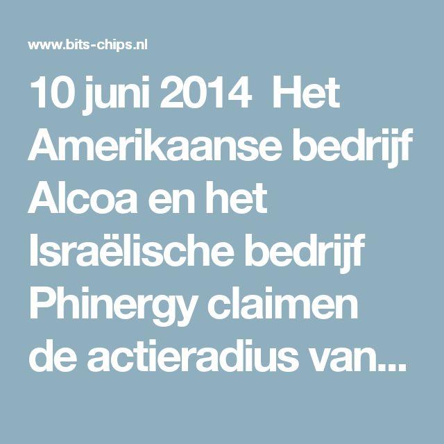 10 juni 2014 Het Amerikaanse bedrijf Alcoa en het Israëlische bedrijf Phinergy claimen de actieradius van elektrische auto's met 1600 kilometer te kunnen verlengen. Hun geheim is de aluminium-lucht-accu, die pas wordt aangesproken wanneer de reguliere lithiumionbatterij leeg is. Eigenaren hoeven zich daardoor nooit meer zorgen te maken om vroegtijdig stil te vallen, zeggen Alcoa en Phinergy.  Een aluminium-lucht-accu genereert energie uit de chemische reactie van aluminium met zuurstof uit…