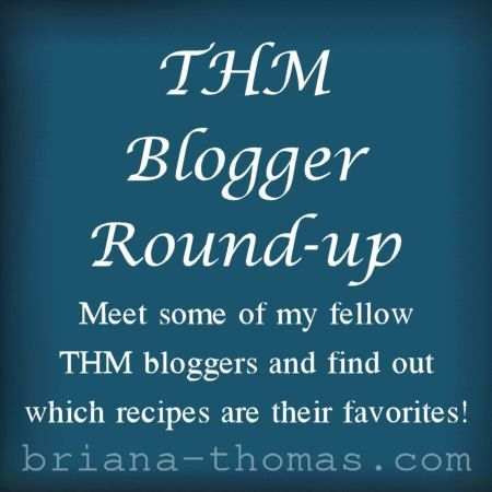 Blogger top THM recipe picks! Great variety of yumminess!