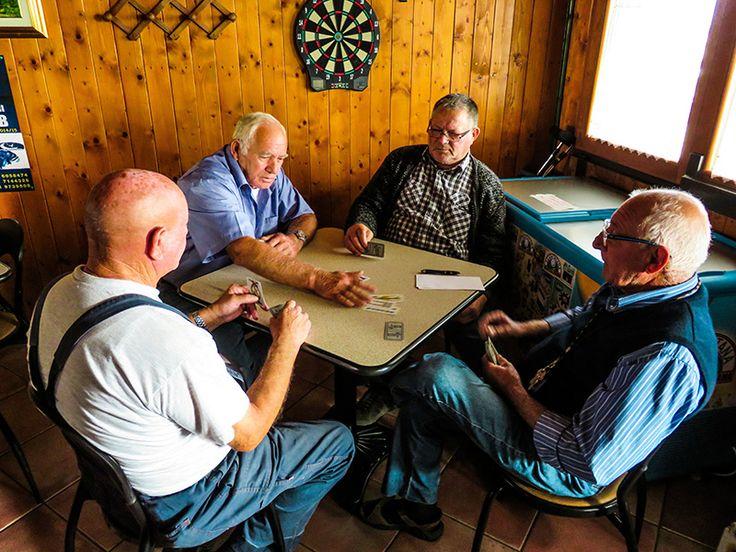 Giocatori di carte, Boscochiaro (VE)