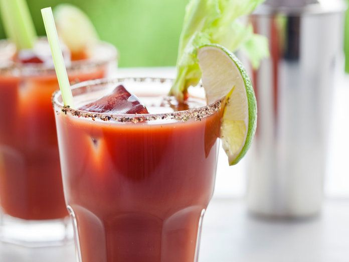 Who says Bloody Marys have to be boozy?
