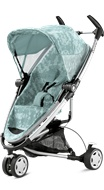 Quinny Zapp Xtra stroller. This is such a light pram. I bought ours on eBay after realising the Bugaboo was a monster and too heavy to lift, especially after a C-section.
