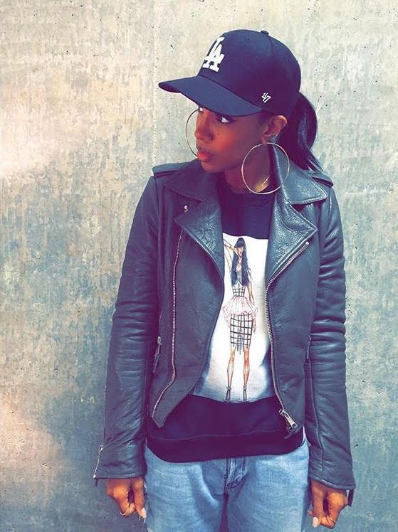 Beauty Kelly Rowland hopped on the 'Gram for a quick sly while sporting a casual 'fit.