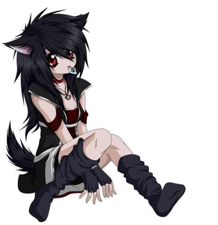 The 25+ best Anime wolf girl ideas on Pinterest | Kawaii ... Fox Girl Cosplay