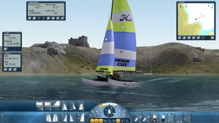 Sailaway Sailing Simulator for PC