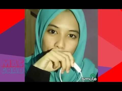 """Smule Cewek Malaysia Fatin Husna """"Pengemis Cinta"""" Keren Suaranya Nge Roc..."""