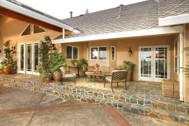 Delightful Outdoor Living Space 1 | Expert Design U0026 Construction Sacramento, CA |  Porches And Backyards | Pinterest | Outdoor Living, Living Spaces And  Construction