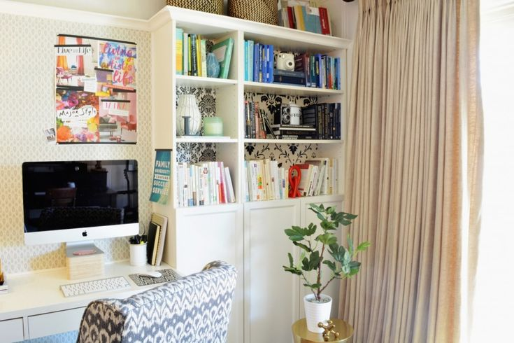 If you're struggling to blend your style with your significant other's – or just struggling to get it to blend with your other rooms – then you need to read our latest Q&A with interior stylist Lesley Myrick. We worked with her on her recent home office, and you're going to love the results. Head to TheFinishedSpace.com for more.