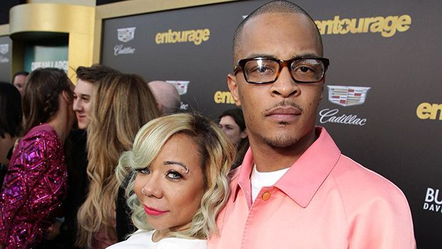 """Tiny Convinced Marriage To T.I. Is Back On Track After Romantic B-Day Trip, Says Source https://tmbw.news/tiny-convinced-marriage-to-ti-is-back-on-track-after-romantic-b-day-trip-says-source  Sparks are flying! Tiny looks happier than ever while cozying up to T.I. in St. Lucia, while celebrating her 42nd birthday. A source tells HL EXCLUSIVELY that she's convinced their marriage is 'back on track!'T.I., 36, loves to treat Tameka """"Tiny"""" Harris to the finer things! The two are sparking romance…"""