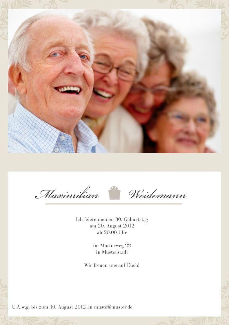 Einladung zum 29 geburtstag