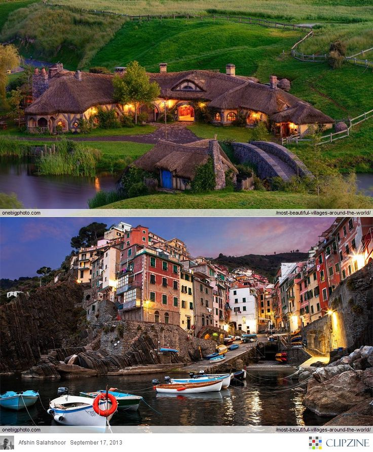 Most Beautiful Villages Around The World photo