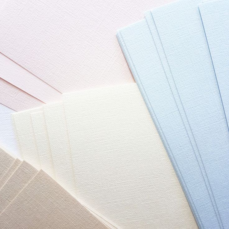 Deep linen textured paper and card. Milled in Japan and excellent quality. So many uses including wedding invitations, christening, bridal shower, engagement invitations and much more.