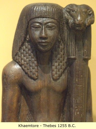 *ANCIENT EGYPT: The third intermediate period - The Libyans, Berbers and the Moors of Spain plus Nubians and Assyrians