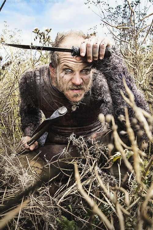 """Floki: """"Like the god? Yes, only he is not a god..."""" I wouldn't be so sure."""