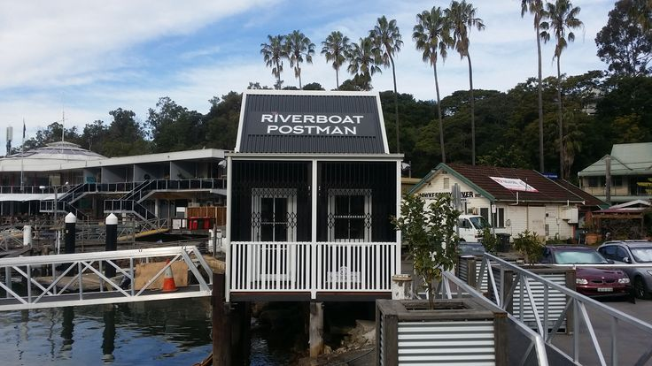 FOLDING SECURITY DOORS FOR FAMOUS RIVERBOAT POSTMAN