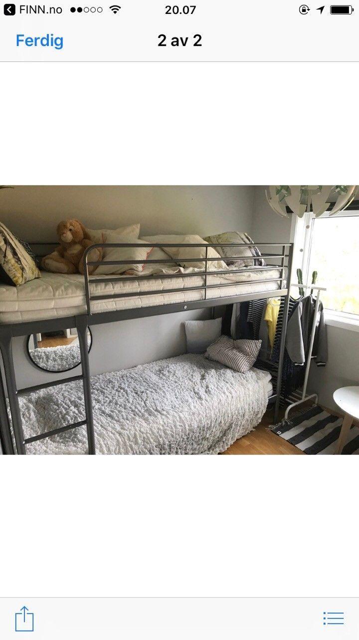 FINN – IKEA Etasjeseng med to madrasser