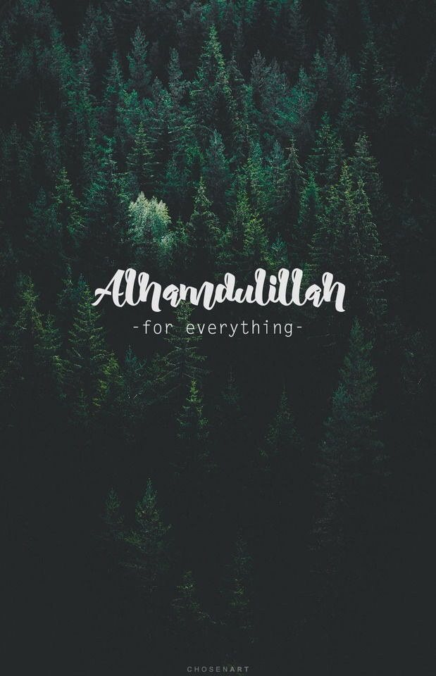 alhamdulillah for everything allah islamic quotes islam quran