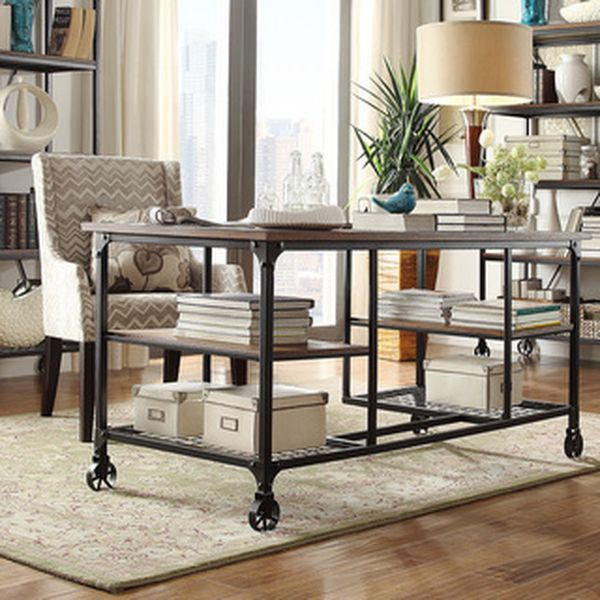 Best Rustic Home Office Design Ideas Remodel Pictures: 25+ Best Ideas About Rustic Home Offices On Pinterest