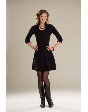 Robe/Dress Dragon Well - KARKASS fashion designer. Mode québécoise / Made in Quebec