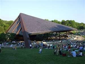 Blossom Music Center.  Summer home of the Cleveland Orchestra and many summer rock concert memories...