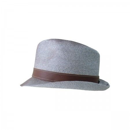 Alpinetto Hat with leather.
