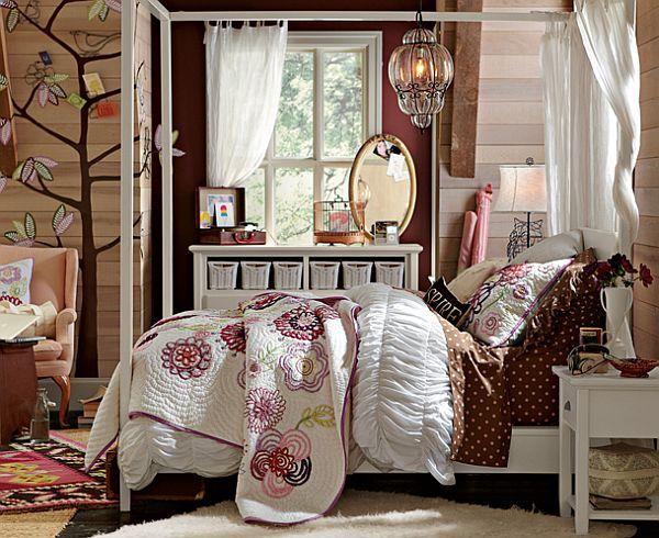 Teenage Girls Rooms Inspiration: 55 Design Ideas