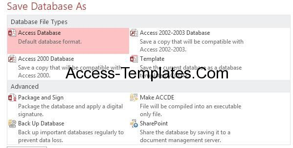 31 best access database templates 2016 images on pinterest for Microsoft access 2003 templates