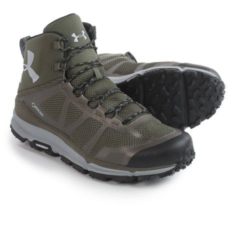 Famous Brand Verge Mid Gore-Tex® Hiking Boots (For Men)