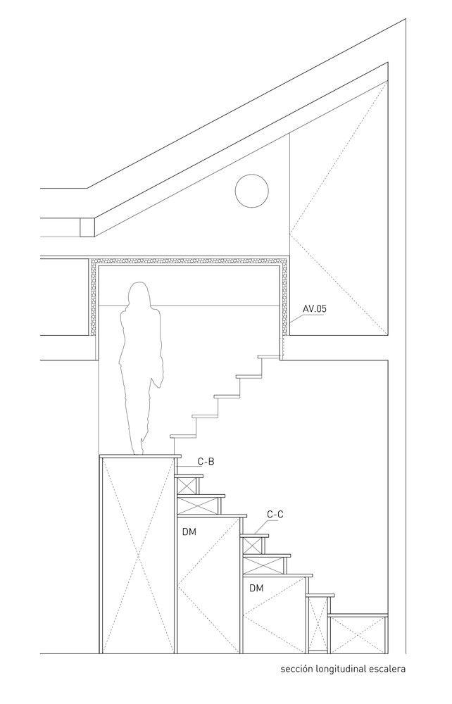 Galería de Apartamento Plywood Trio en Madrid / BUJ+COLÓN Arquitectos - 5