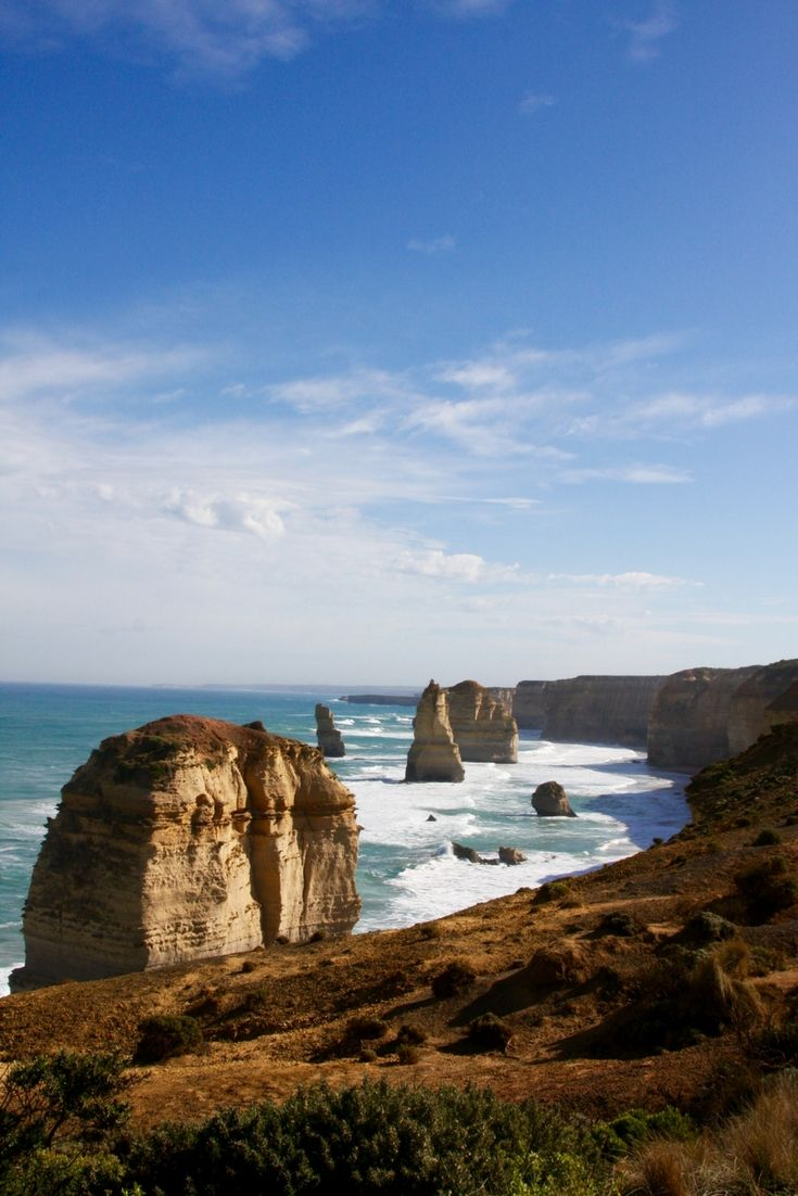 12 Apostels - Great Ocean Road  Highlights der Great Ocean Road in Australien
