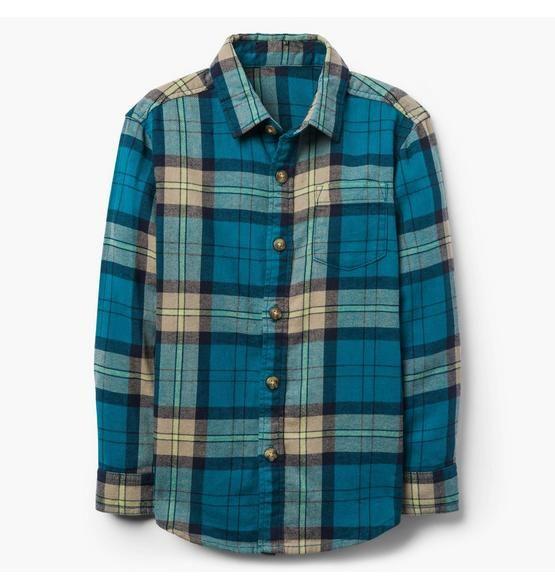 214bb7cbe Plaid Flannel Shirt | family photo color palette | Plaid flannel ...