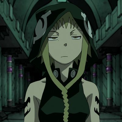 medusa soul eater - Google Search That's my face everyday when I wake up and realize I have to deal with people