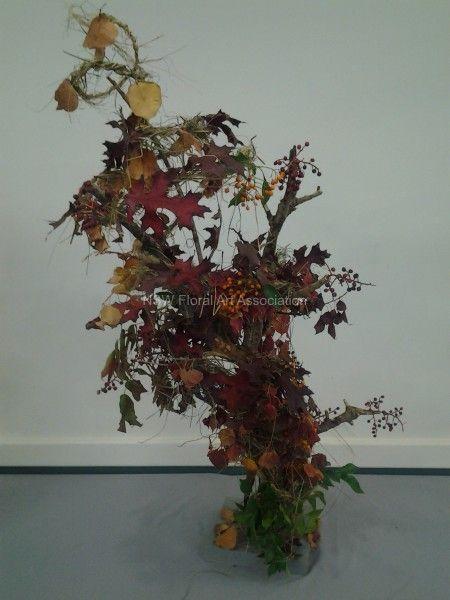 Autumn Spirals 2nd