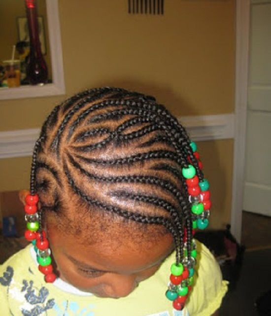 Little Girl Braid Hairstyles African American New
