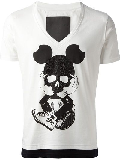 PHILIPP PLEIN - Emotionally Unavailable T-shirt 6