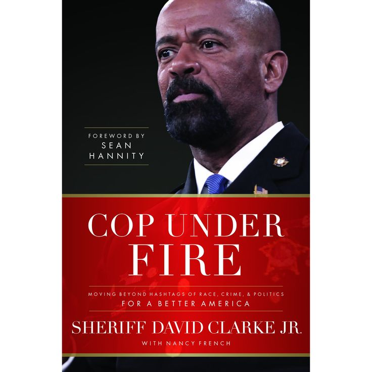 Milwaukee County Sheriff Clarke navigates the choppy waters of race, religion, politics, and patriotism and shares how we once again can become a great nation under God, with liberty and justice for all.