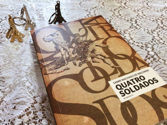 Resenha: Quatro Soldados, de Samir Machado de Machado