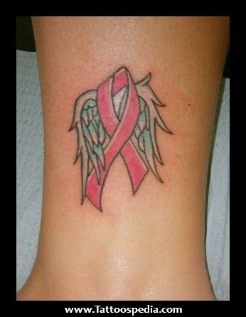 Cancer Memorial Tattoos