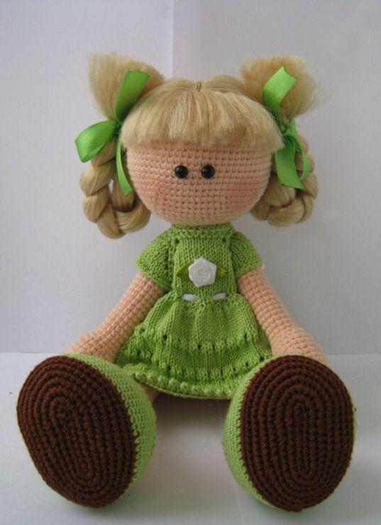 doll by Sultanovna