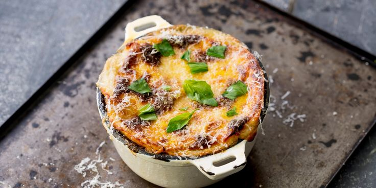 Paul Ainsworth serves up a stunning lamb lasagna recipe, make with a rich lamb ragù made from roasted pulled lamb shoulder for a deeply flavourful finish.